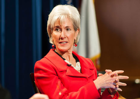 Live webcast: Tues., Oct. 21, 12:30PM, Kathleen Sebelius, former Secretary of HHS