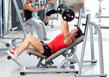 Weight training may help control belly fat