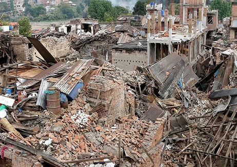 Live webcast, Thurs., May 7, 12:30PM: Humanitarian response to Nepal crisis