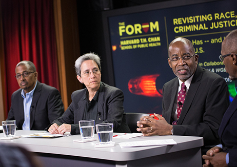 Revisiting race, criminal justice and health