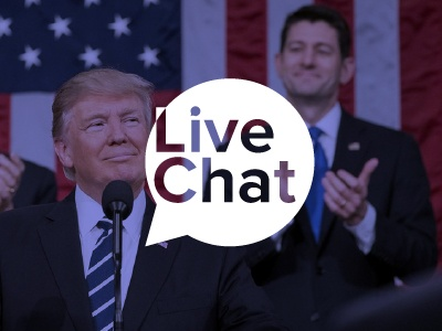 Facebook Live Q&A, Fri., Mar. 24, 10:30 AM: The future of the American Health Care Act