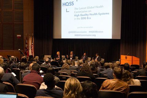 A push for improving global health care