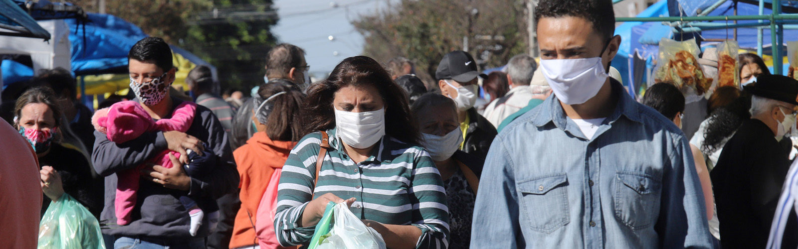 Brazil's pandemic challenges