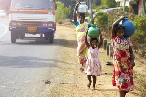 Mapping childhood undernutrition in India