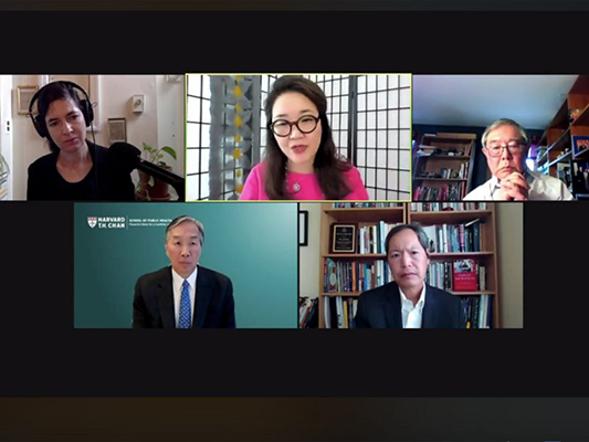Addressing anti-Asian racism during COVID-19