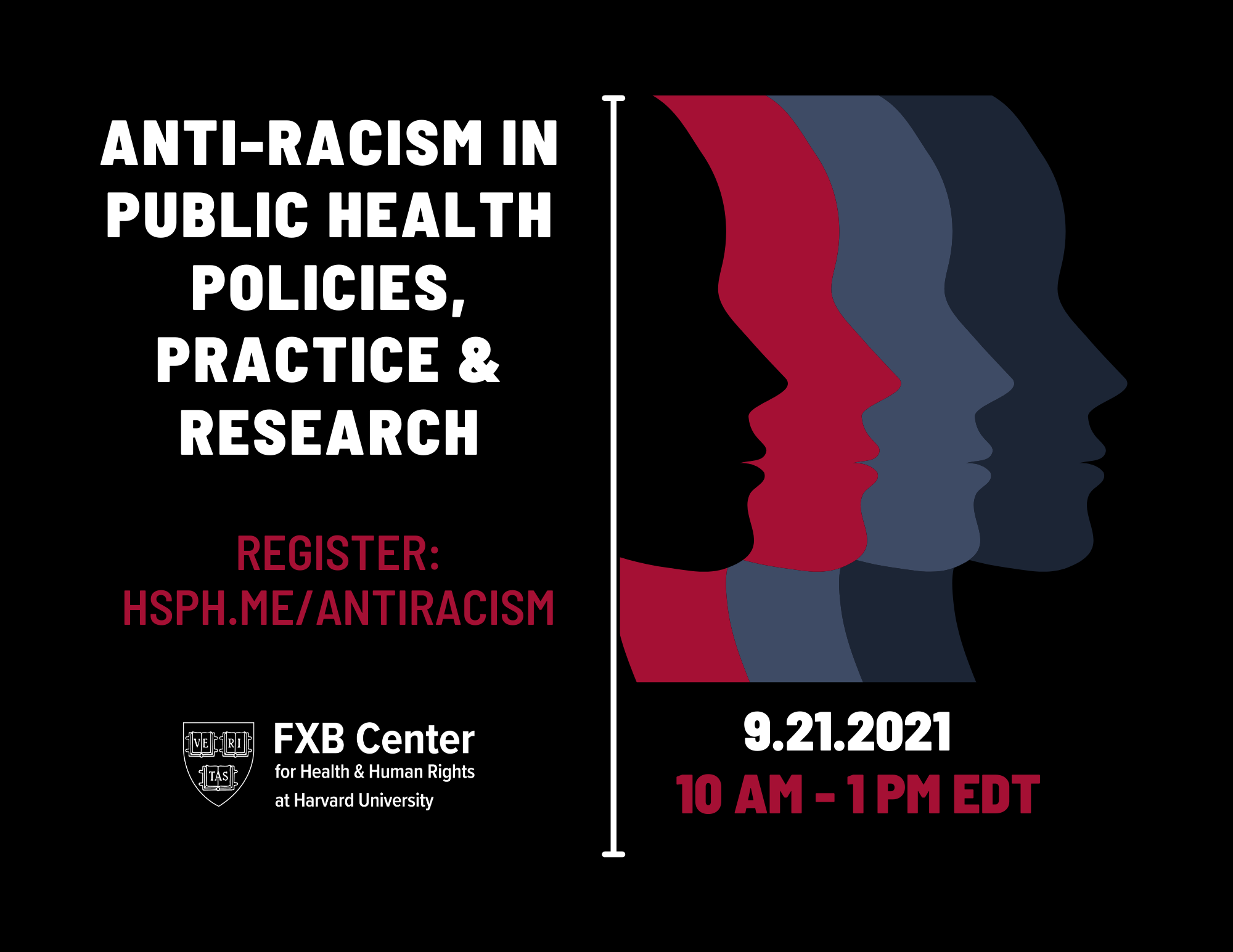 Anti-Racism in Public Health Policies, Practice, and Research