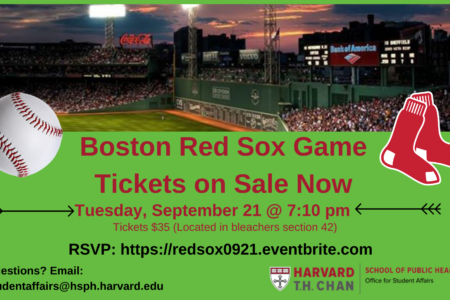 Red Sox flyer