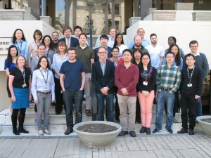 Program in Genetic Epidemiology and Statistical Genetics group photo