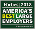 Forbes 2018 American's Best Large Employers