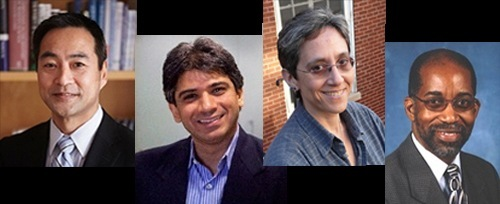 Four cited professors at HSPH