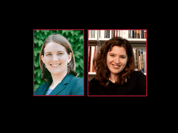 Pop Center faculty members Killewald and Pager named as Radcliffe Institute Fellows