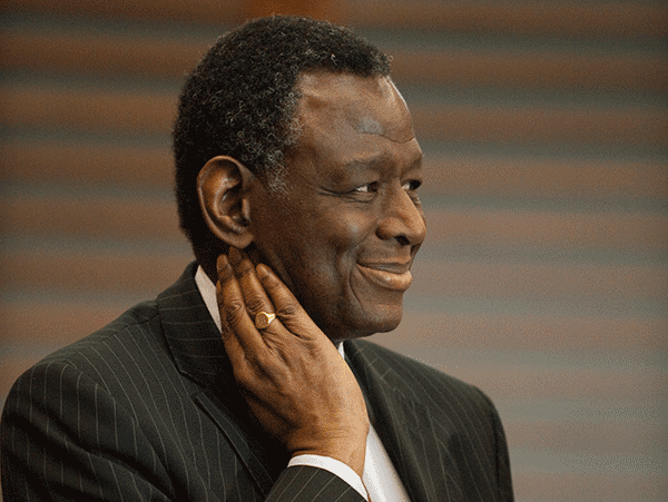 Harvard Pop Center mourns loss of United Nations population agency Director Babatunde Osotimehin