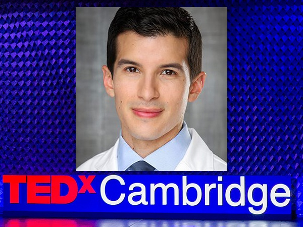 Dr. Joel Salinas to be a featured speaker at TEDxCambridge event