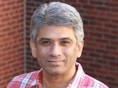 Headshot of Professor Subramanian