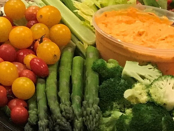 What may help you get enough fruit and vegetables into your regular diet?