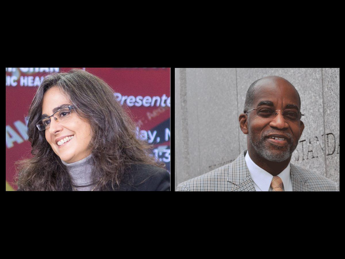 Marcia Castro and David Williams named as new department chairs