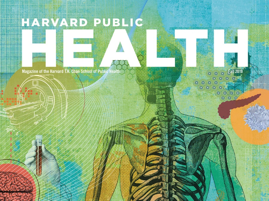 Harvard Public Health magazine features findings of Harvard Pop Center researchers in ℞ for an Epidemic