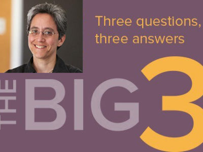 Nancy Krieger on the Big 3