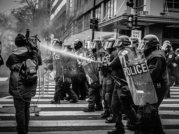 Harvard University Centers Condemn Recent Police Violence in the United States
