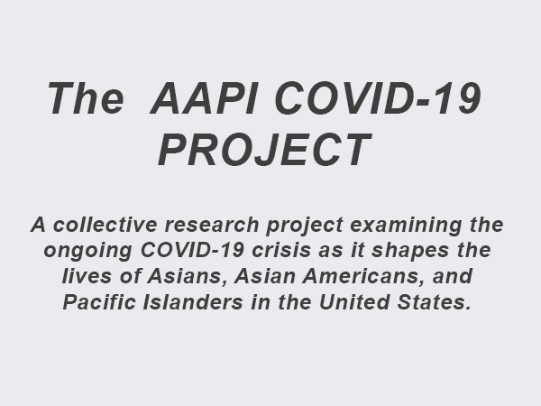 How is COVID-19 impacting Asians, Asian Americans and Pacific Islanders in the U.S.? This team is going to find out…