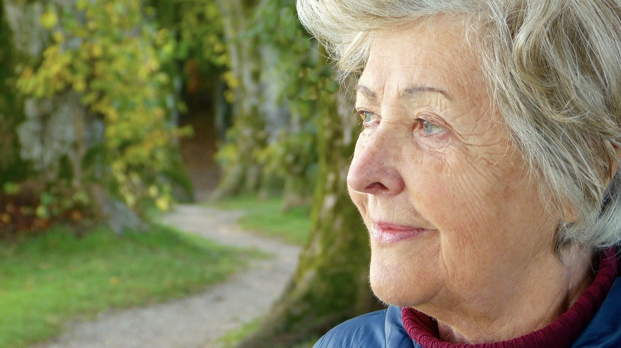 Woman over age 60, thanks to Pixabay