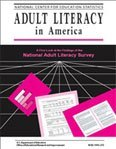 Adult Literacy in America Cover