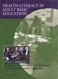 Health Literacy in Adult Basic Education Cover