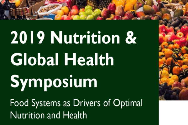 Nutrition And Global Health Harvard T H Chan School Of Public Health