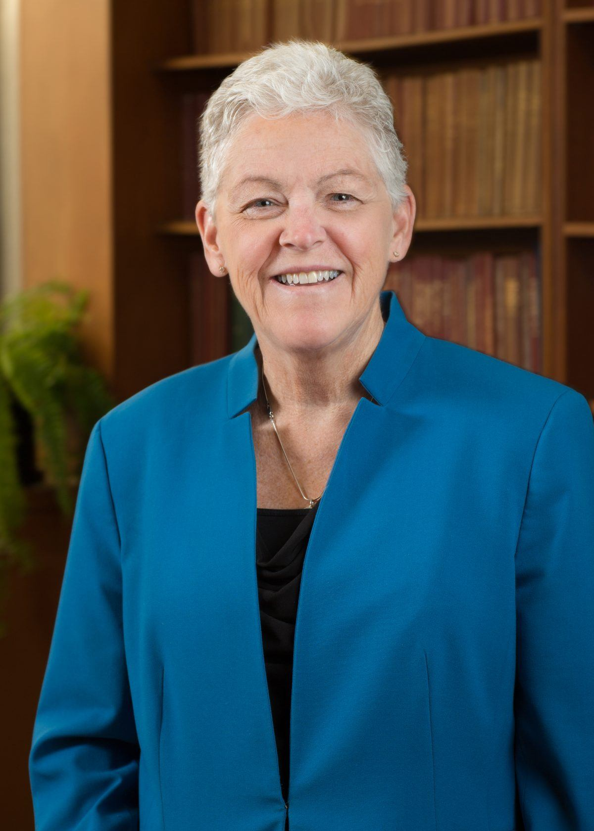 Gina McCarthy, former administrator of the Environmental Protection Agency, Menschel Senior Fellow at Harvard T.H. Chan School of Public Health