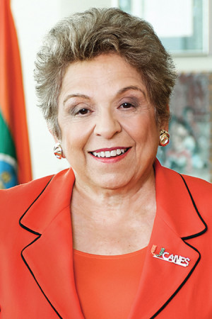 Donna Shalala, President of the Clinton Foundation