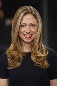 Chelsea Clinton, Vice Chair of the Clinton Foundation