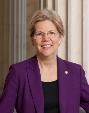 Elizabeth Warren, United States Senator for Massachusetts