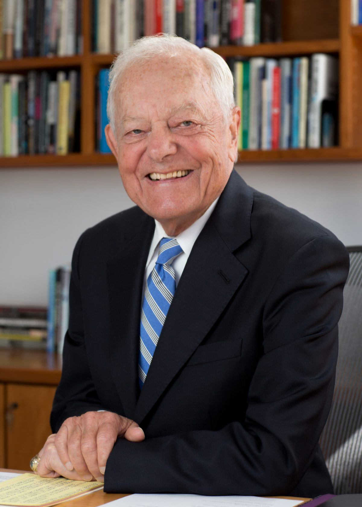 "Bob Schieffer, Walter Shorenstein Media and Democracy Fellow; former reporter and anchor for CBS News; former moderator of ""Face the Nation"""