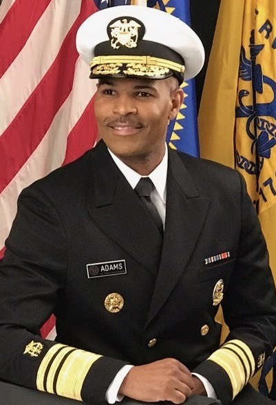 Jerome Adams, 20th Surgeon General of the United States