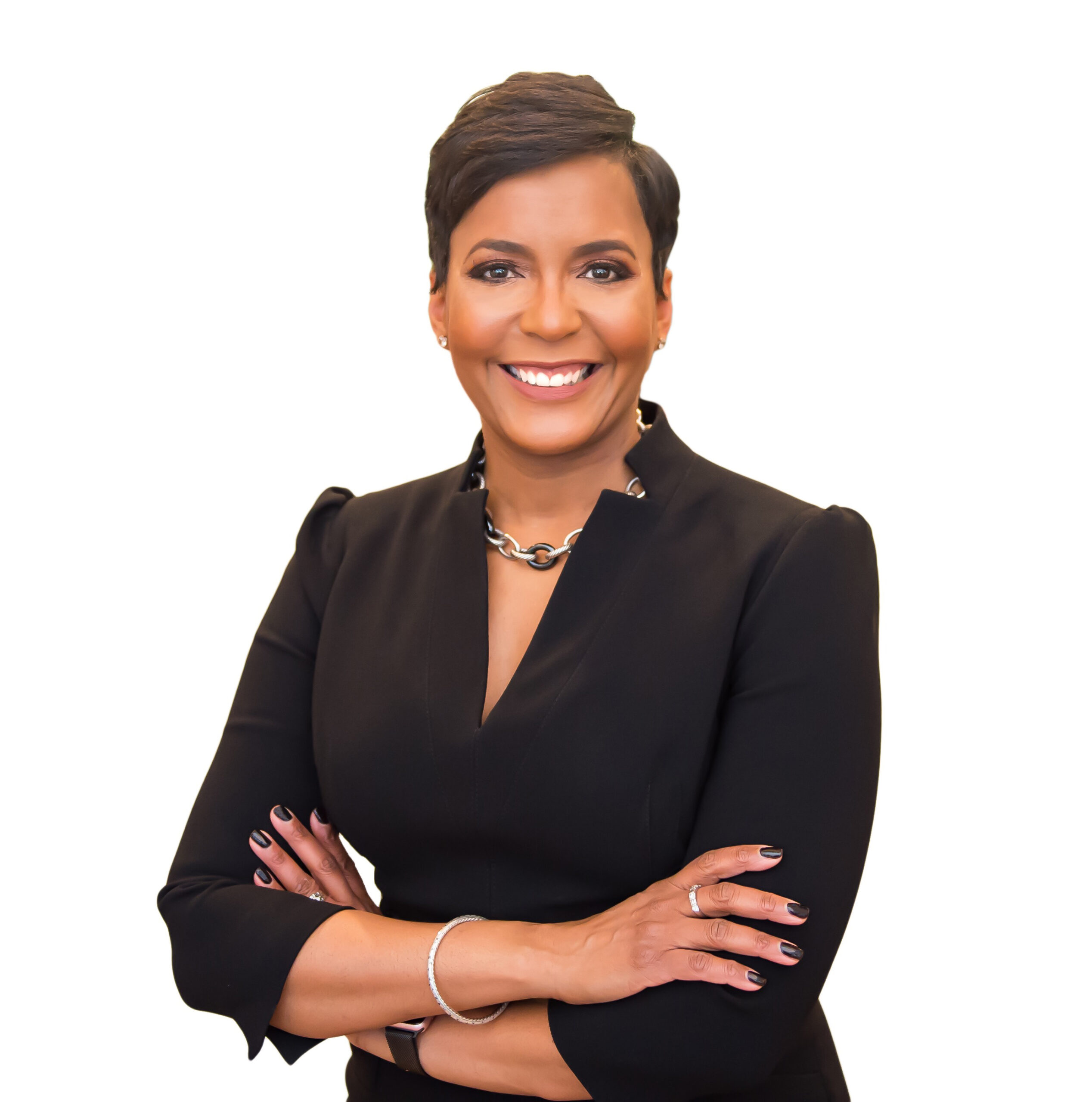 Mayor Keisha Lance Bottoms, 60th Mayor of the City of Atlanta