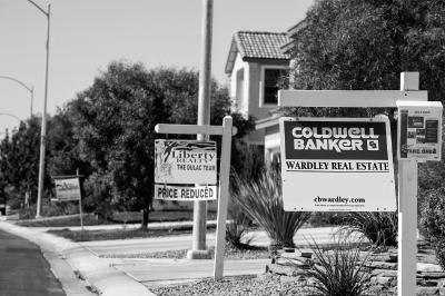 Foreclosed-property-sale-signs