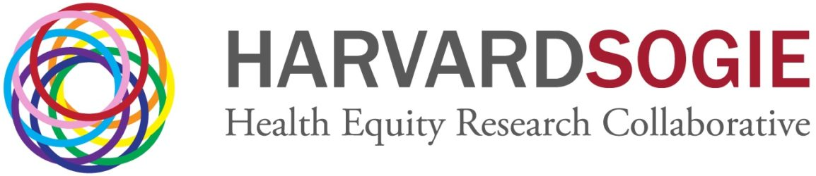 Harvard SOGIE Health Equity Research Collaborative