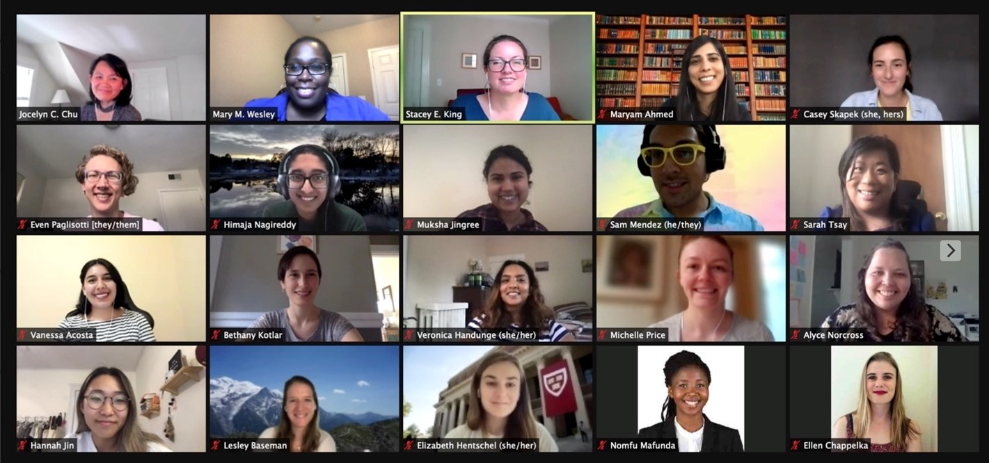 New Community Engaged Learning Fellows Cohort, June 2021