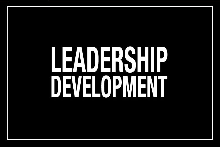 Leadership Development (Infographic)