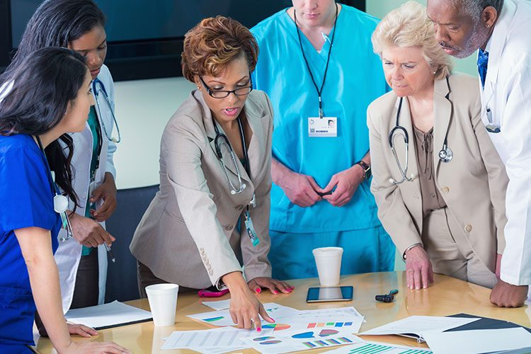 Exploring the Challenges Facing Women Leaders in Health Care