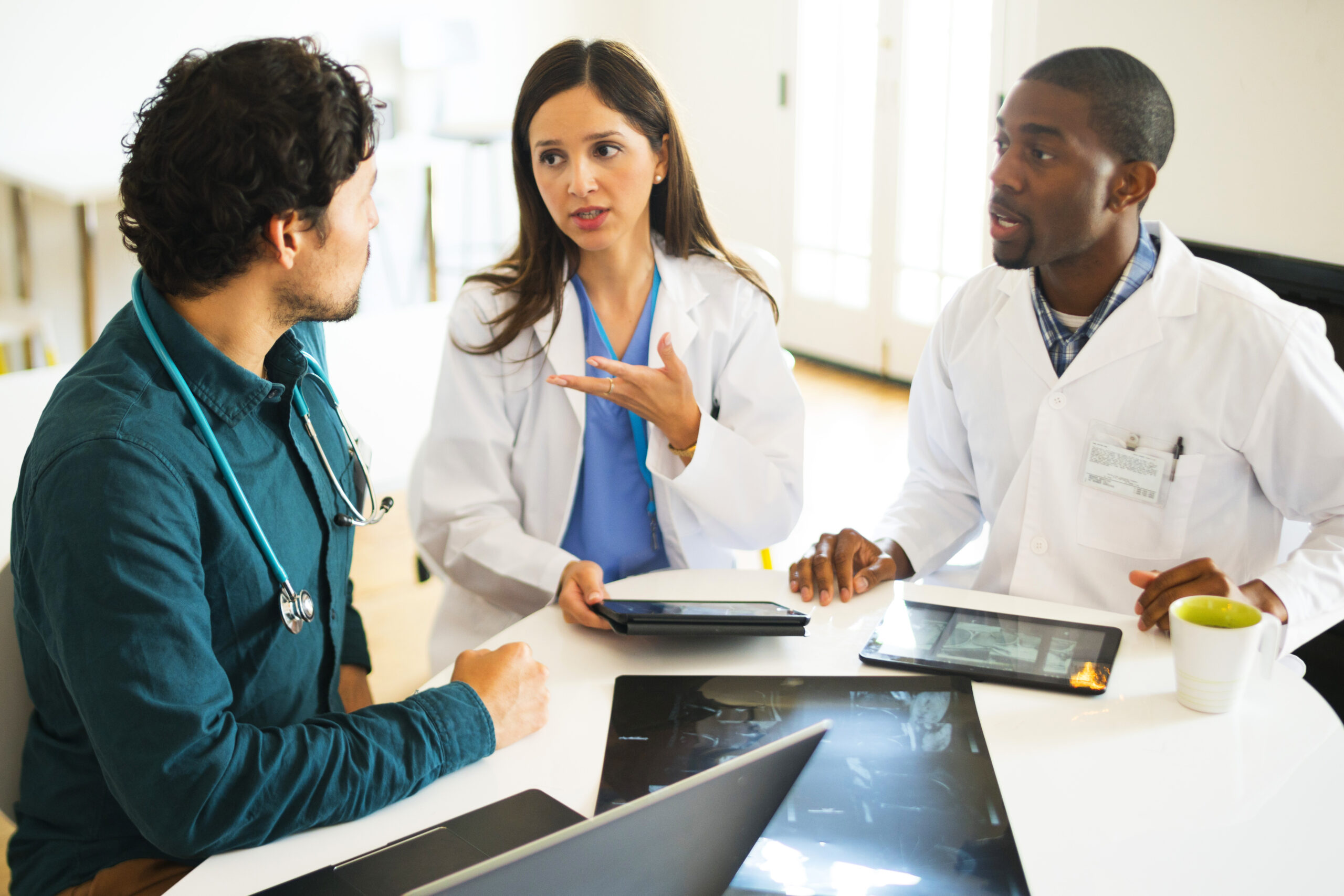 Conflict, Feedback, and Negotiation for Physician Leaders