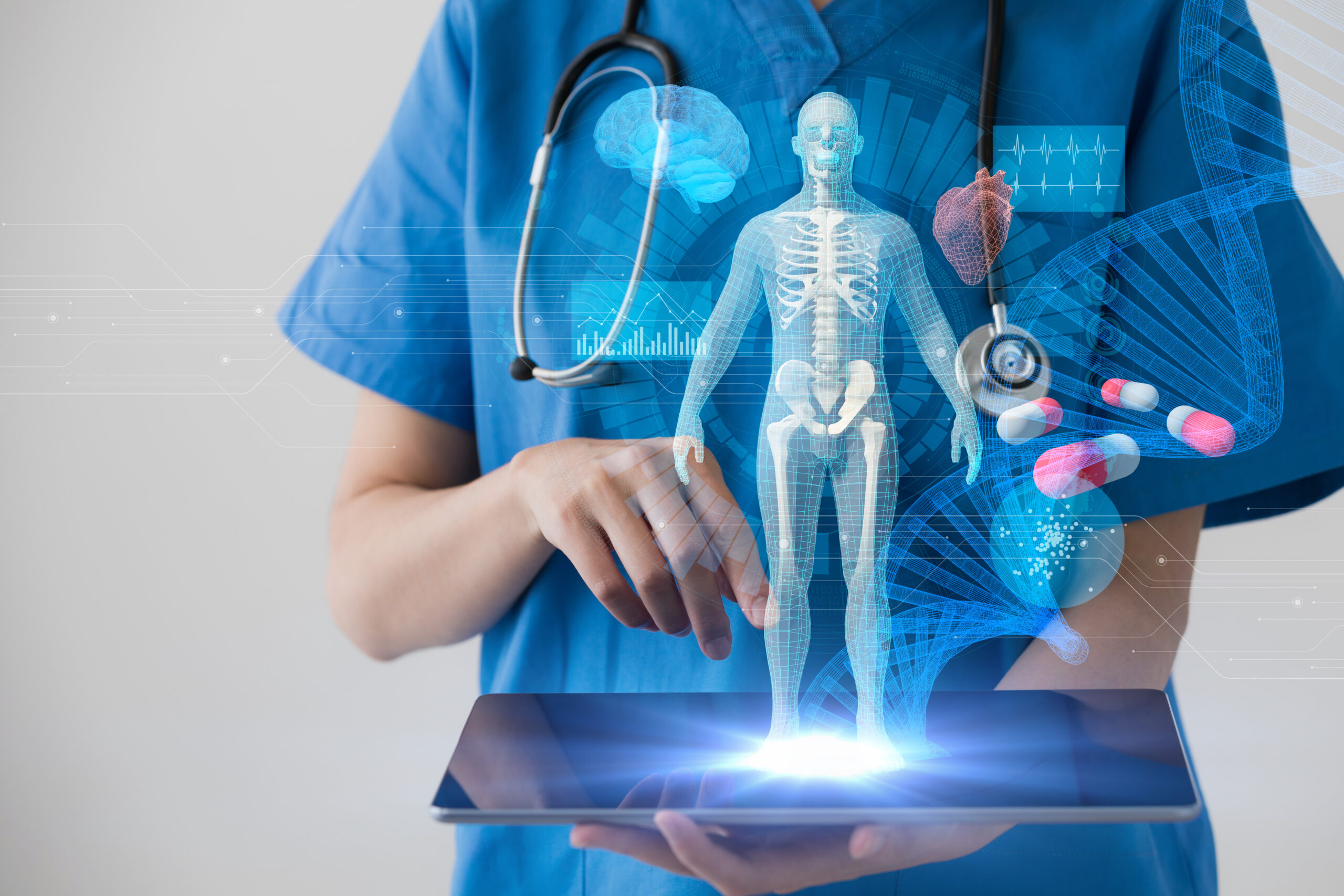 Applied Artificial Intelligence for Health Care