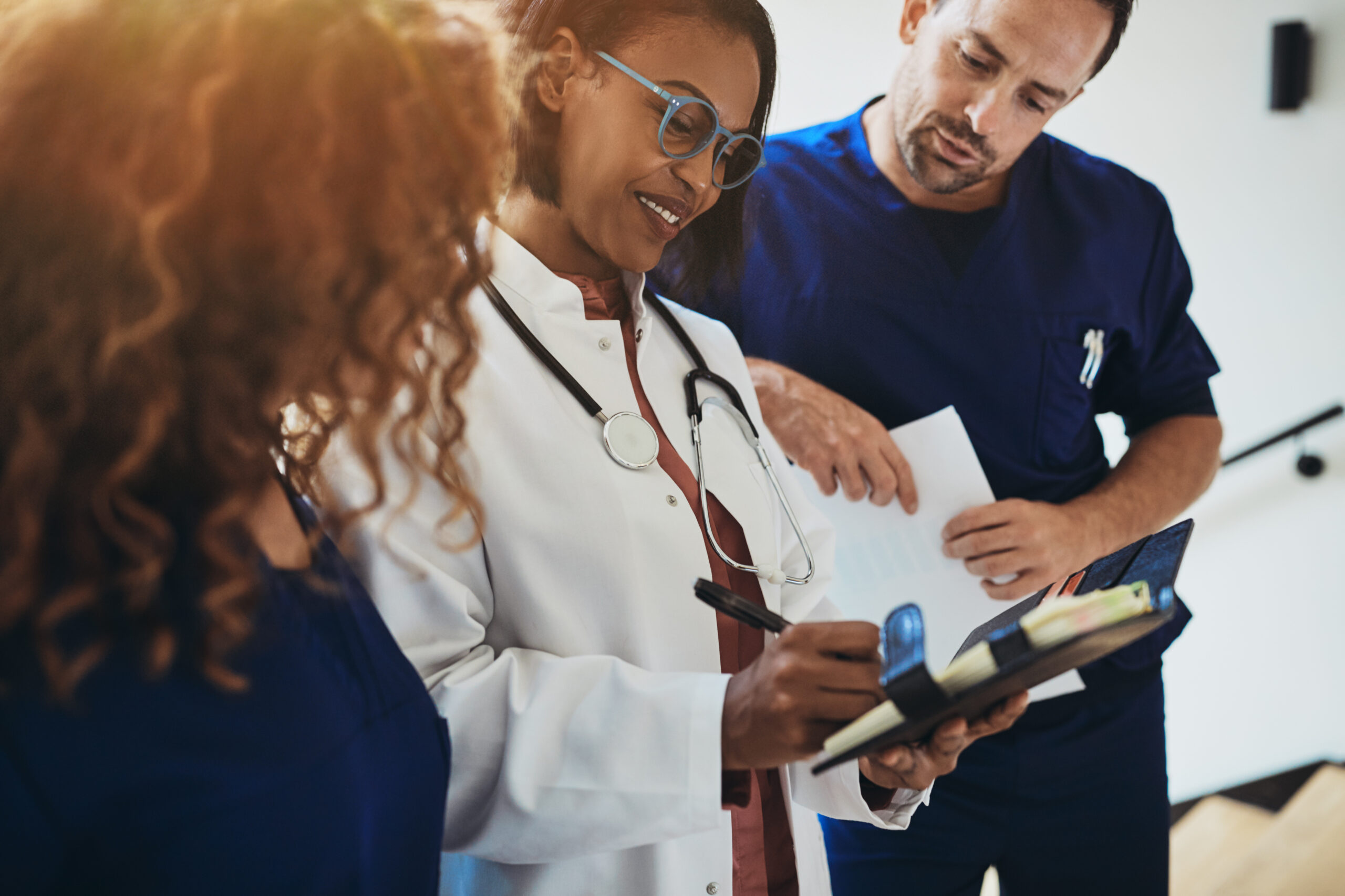 Leadership Development to Advance Equity in Health Care