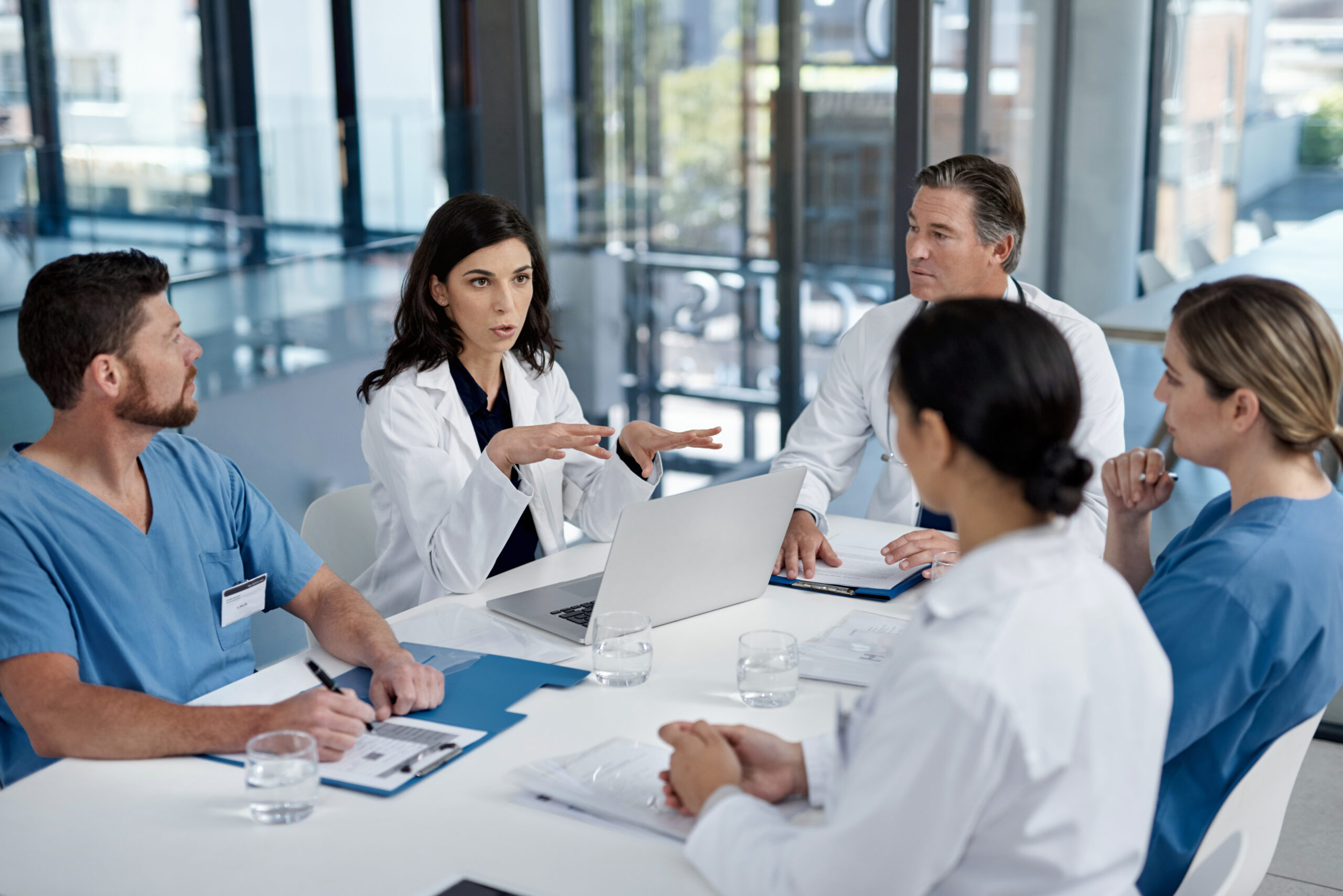 Change Management: Why It's So Important, and So Challenging, in Health Care Environments