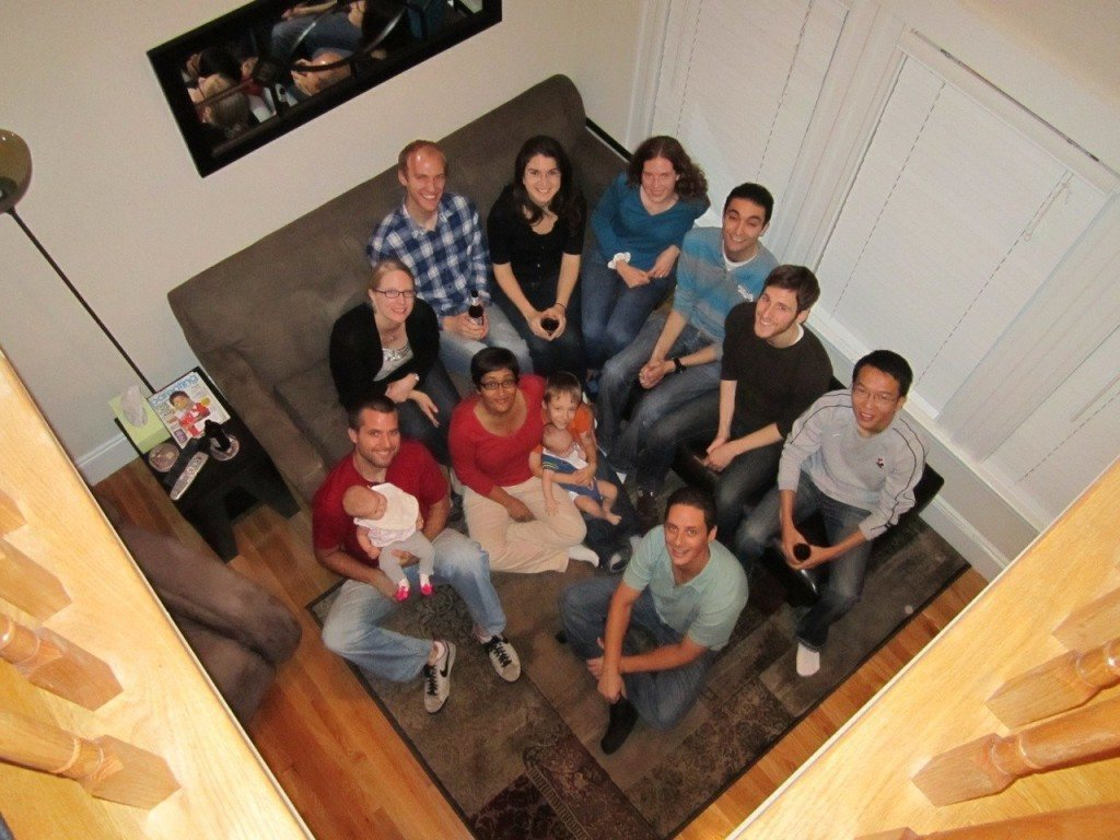 2011 Lab Party