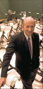 """""""Father of Aerobics"""" Kenneth Cooper, MD, MPH to receive Healthy Cup Award from Harvard School of Public Health"""