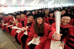 HSPH Commencement 2011
