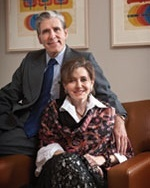 Julio Frenk and Felicia Knaul