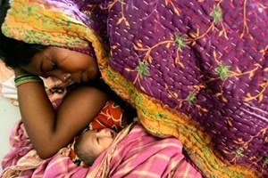 Harvard School of Public Health receives $14.1 million grant to reduce maternal, infant deaths in India