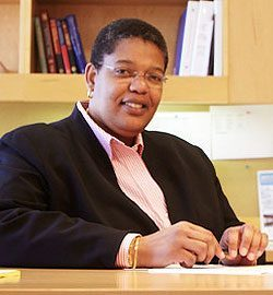 Michelle Williams, chair, department of epidemiology; Stephen B. Kay Family Professor of Public Health